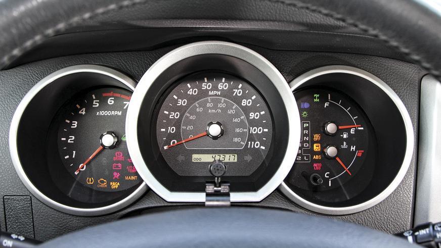 Toyota 4Runner - 2008