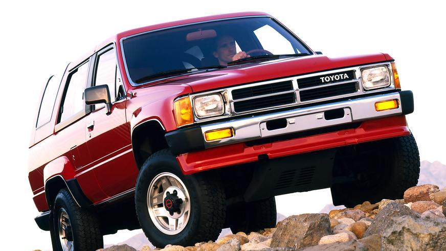 1984 год: Toyota 4Runner первого поколения