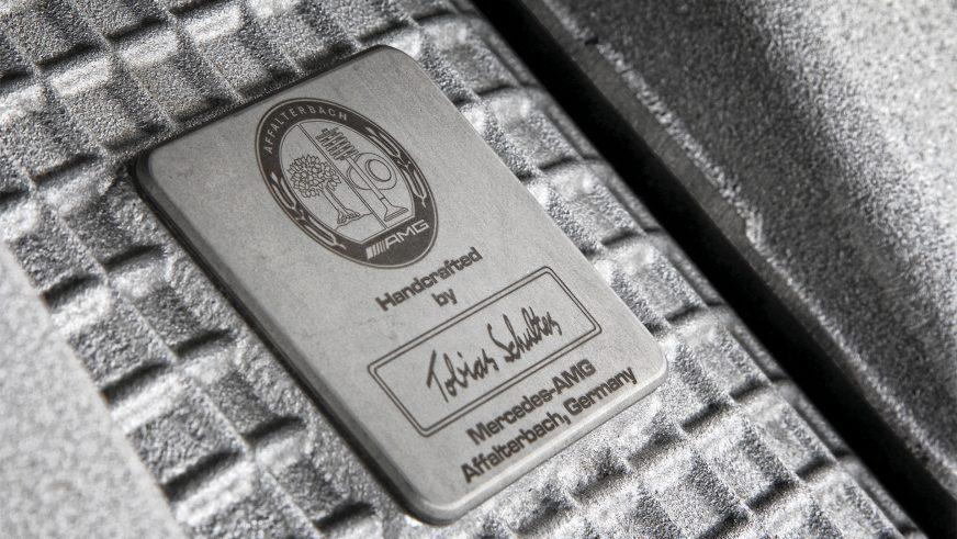 Mercedes-Benz G55 AMG - 2011 - двигатель