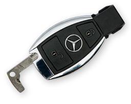 Mercedes-Benz G55 AMG - 2011 - ключ