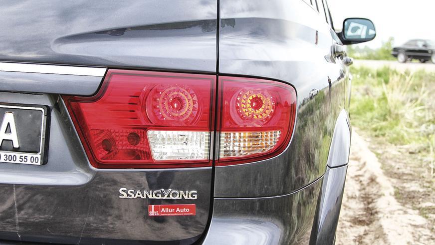 SsangYong Kyron - 2010
