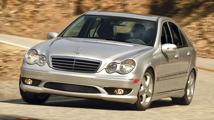 Mercedes-Benz C320 4MATIC