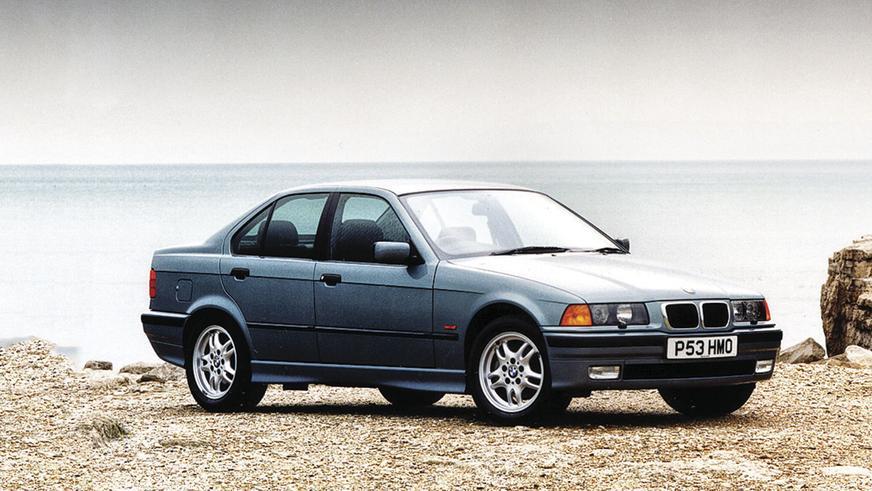 1990 год: BMW 3 серии в кузове Е36