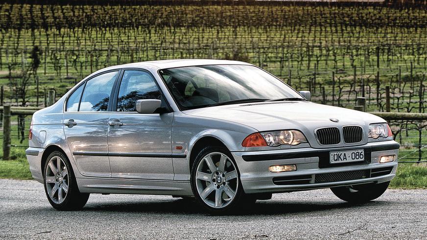 1998 год: BMW 3 серии в кузове Е46