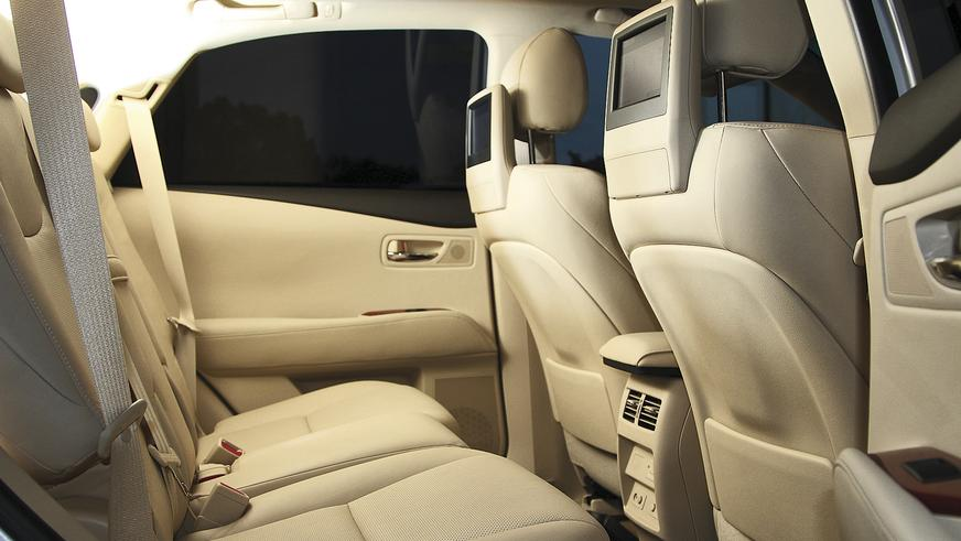 Lexus RX 450h - 2011