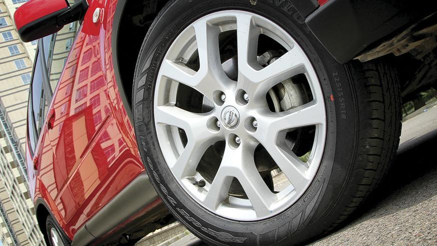 Nissan X-Trail - 2011