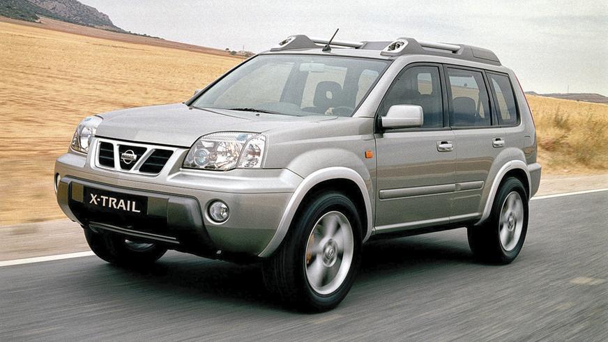 2000 год: Nissan X-Trail первого поколения (T30)