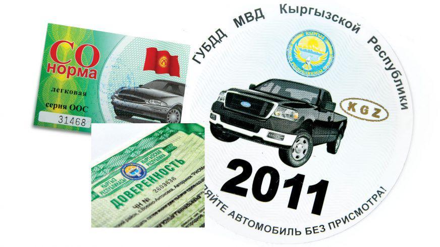 Кыргызский ввоз