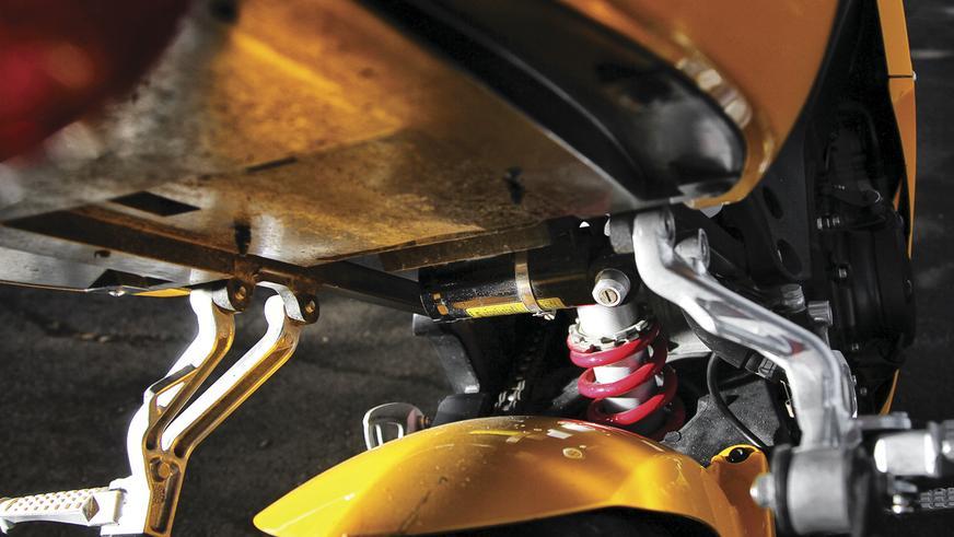 Triumph Daytona 600