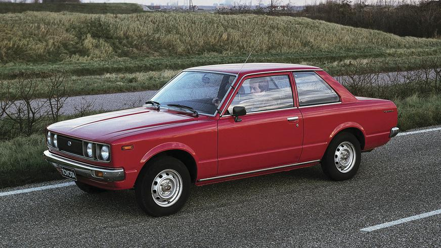 1977 год - Toyota Carina