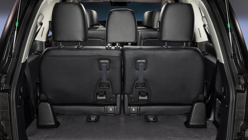 Toyota Land Cruiser 200 - 2012