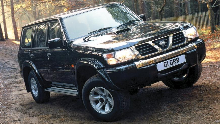 1997 год - Nissan Patrol пятого поколения