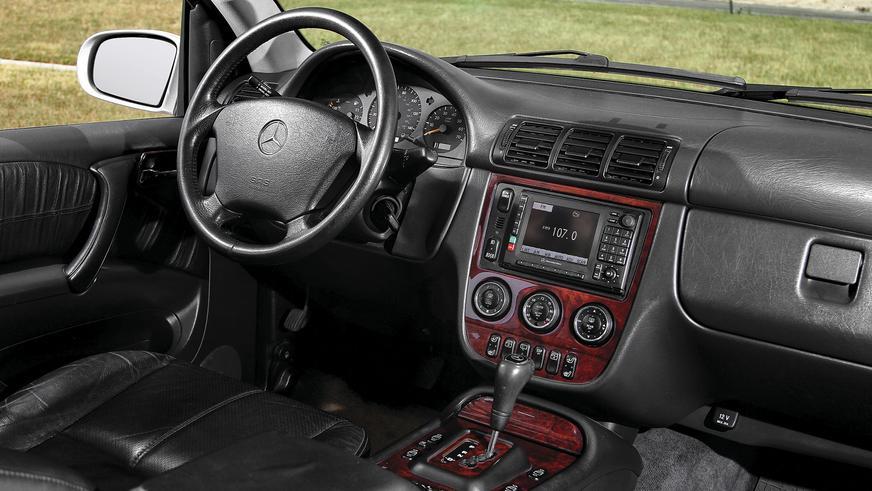Mercedes-Benz M-Class - 2002