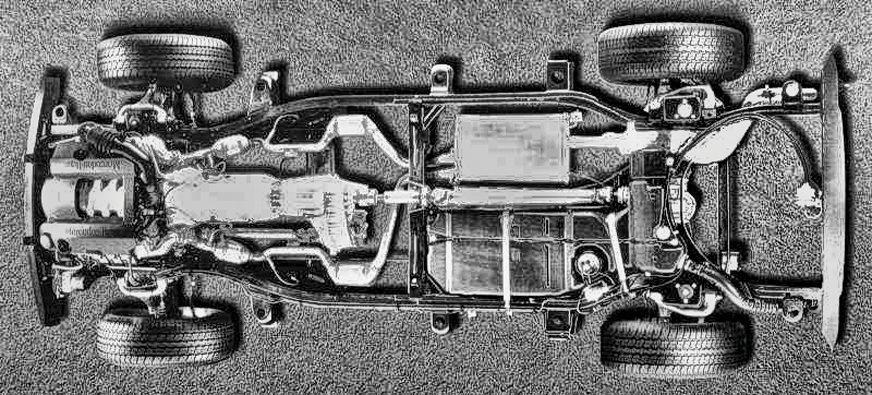 Mercedes-Benz M-Class - 2002 - трансмиссия