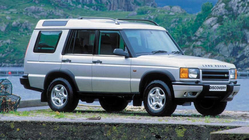 1998 год - Land Rover Discovery второго поколения