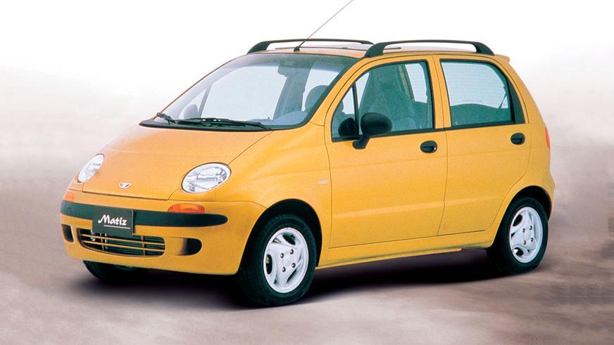 1997 - Daewoo Matiz