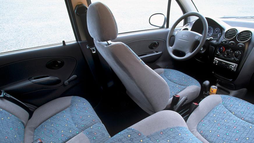 2000 - Daewoo Matiz II