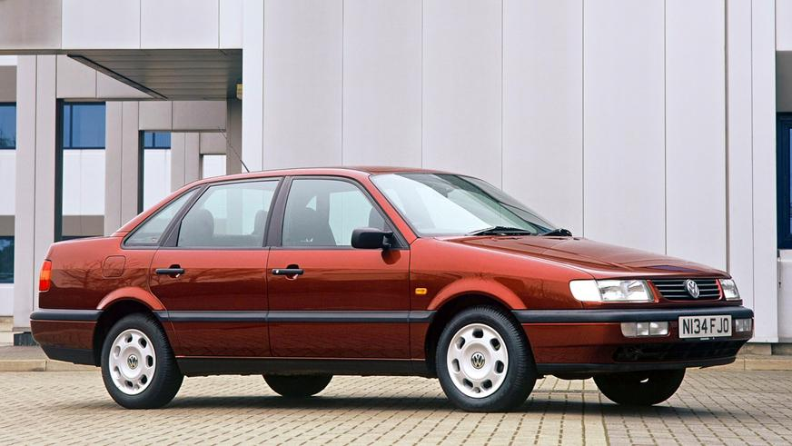 1993 год - Volkswagen Passat