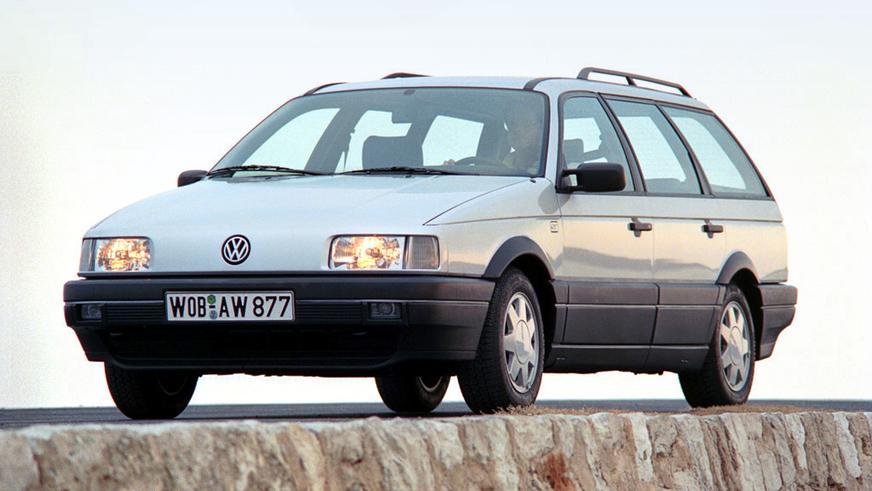 1988 год - Volkswagen Passat