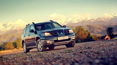 Mitsubishi Outlander - 2004