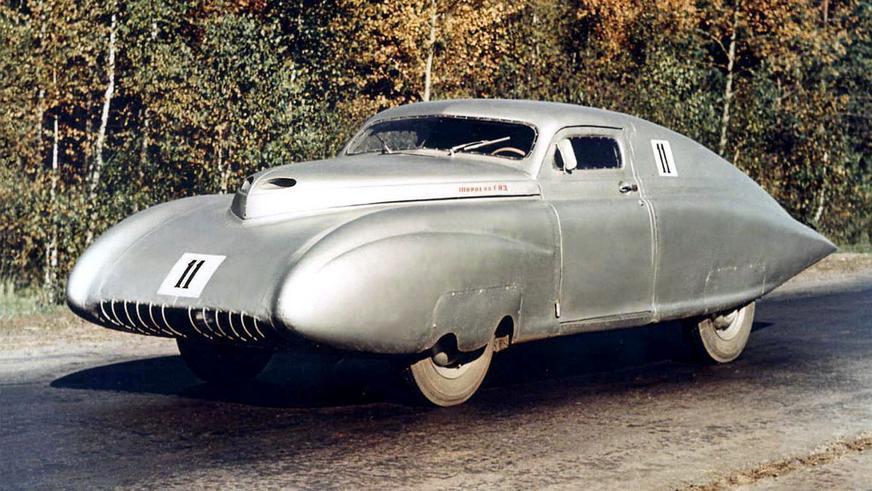 1950 год — ГАЗ «Победа» Спорт