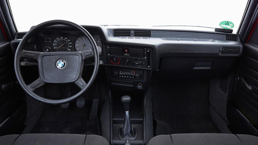 1975 год — BMW 320 Coupe (E21)