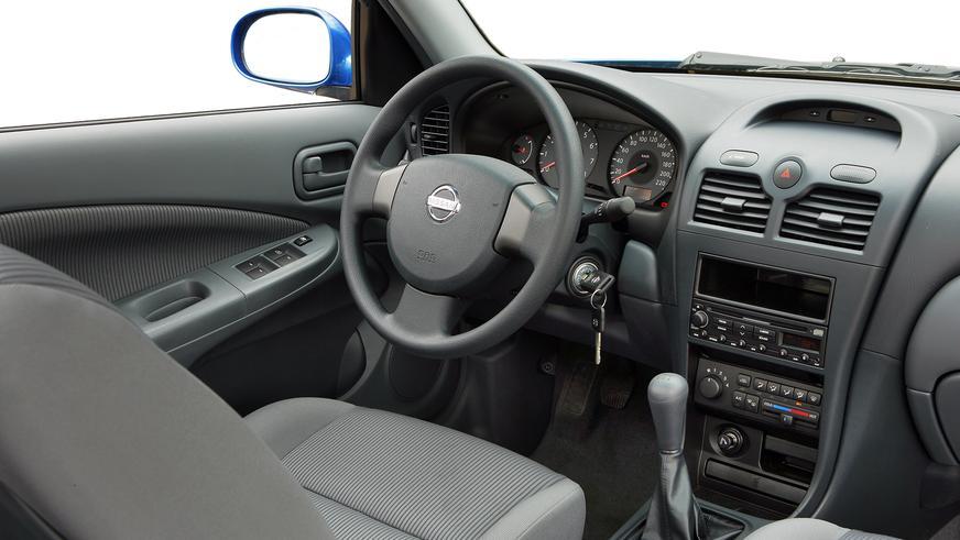 2006 год — Nissan Almera Classic (N17) третьего поколения