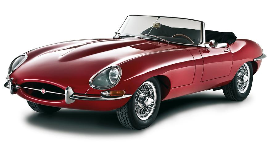 1961 год — Jaguar E-Type I