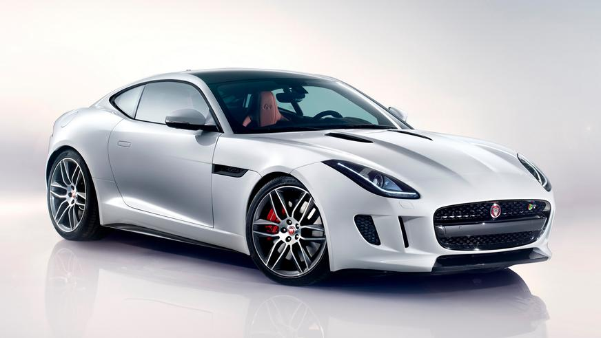 2014 год — Jaguar F-Type R Coupe