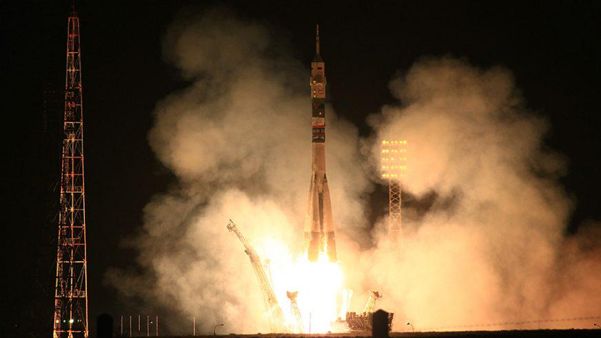 Ближе к космосу на LR Discovery