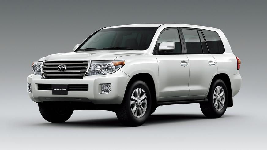 Toyota Land Cruiser 200 GX