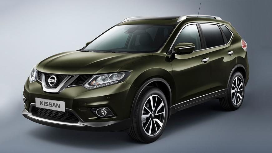 2014 год — Nissan X-Trail третьего поколения (T32)