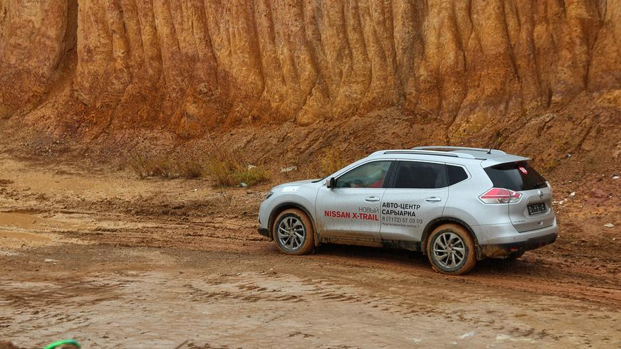 Nissan X-Trail - 2014