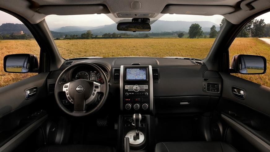 2010 год — Nissan X-Trail второго поколения (рестайлинг T31)