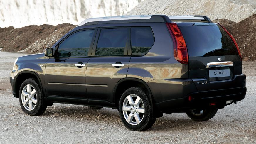 2007 год — Nissan X-Trail второго поколения (T31)