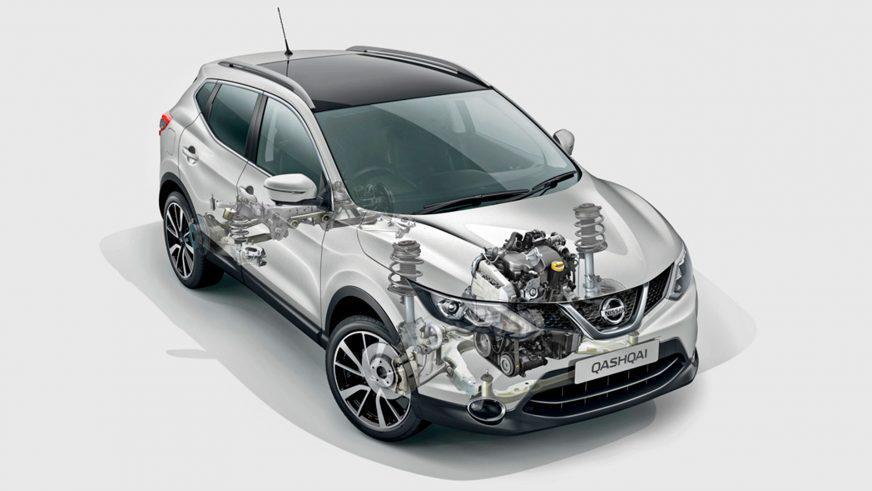 Nissan Qashqai - 2014