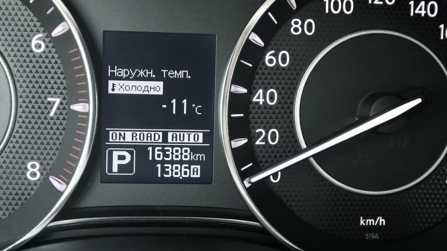Nissan Patrol - 2014