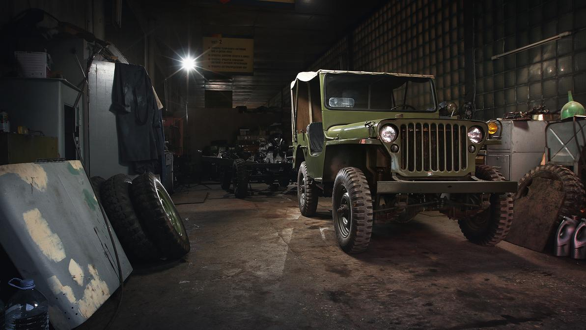 Willys MB - 1943