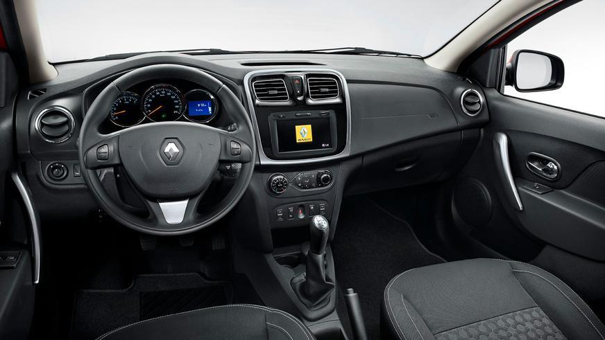 2014 год — Renault Sandero второго поколения
