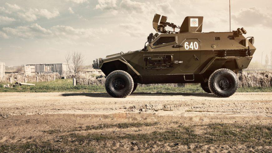 Otokar Cobra - 2012