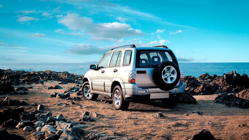 2006 год — Chevrolet Tracker