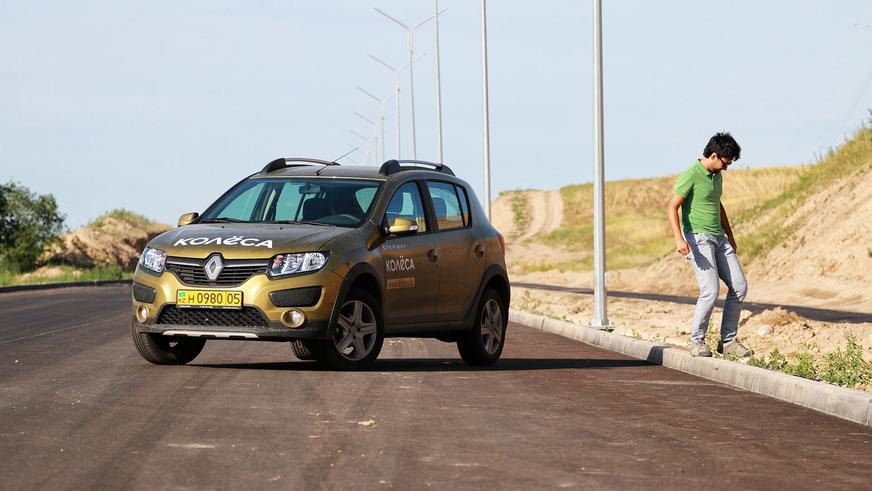Renault Sandero Stepway - 2015