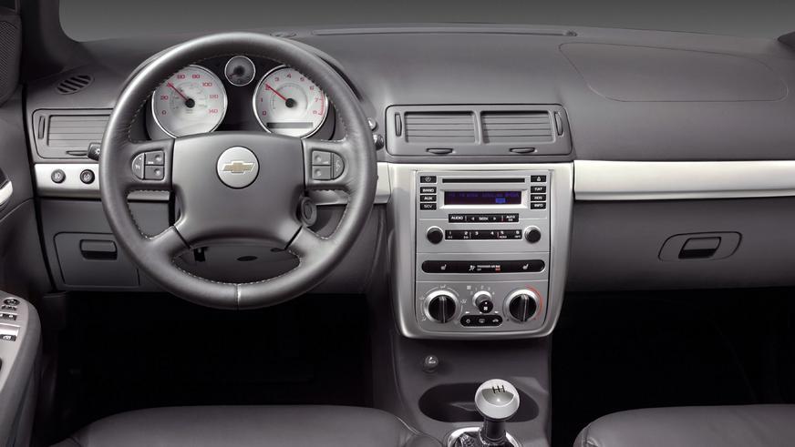 2005 год — Chevrolet Cobalt SS