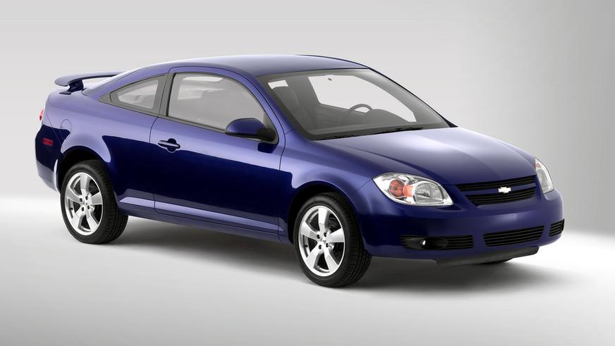 2004 год — Chevrolet Cobalt Coupe