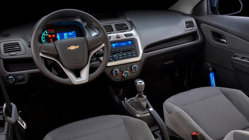 2011 год — Chevrolet Cobalt Sedan