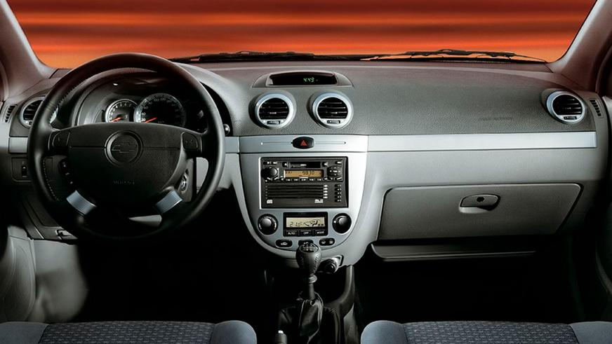 2004 год — Chevrolet Lacetti Wagon