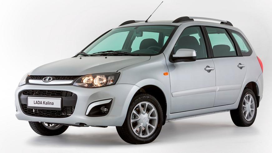 2013 год — LADA Kalina универсал (ВАЗ-2194) второго поколения