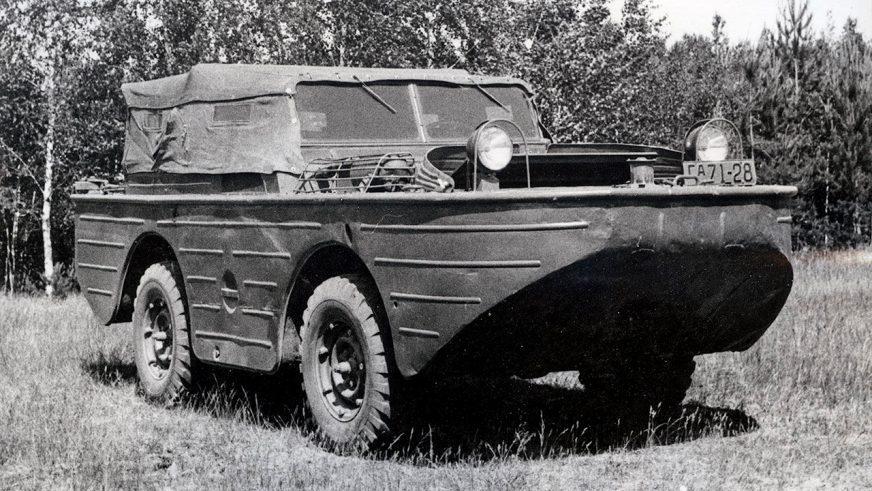 ГАЗ-МАВ 67 - 1952