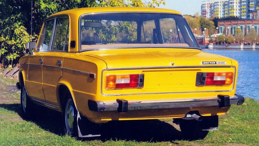 ВАЗ-2106 «Жигули» (1976)