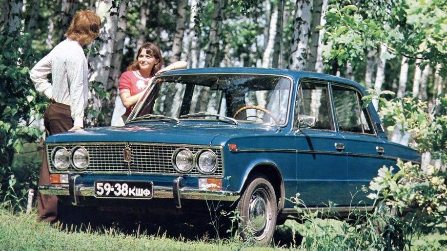 ВАЗ-2103 «Жигули» (1972)